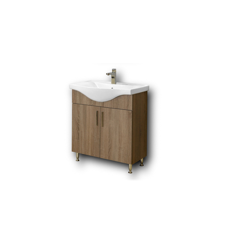 Siena έπιπλο μπάνιου με ντουλάπια
